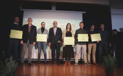 Premios concurso La Mancomunitat de l'Alcoià i el Comtat