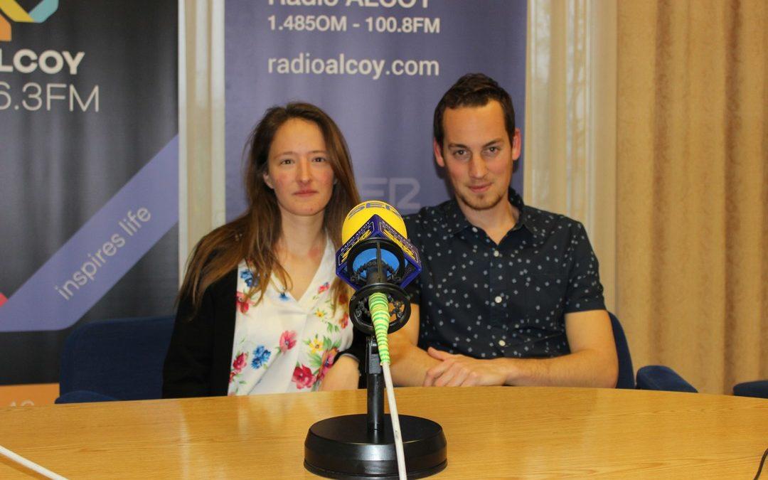 Entrevista de Loobo en Radio Alcoi