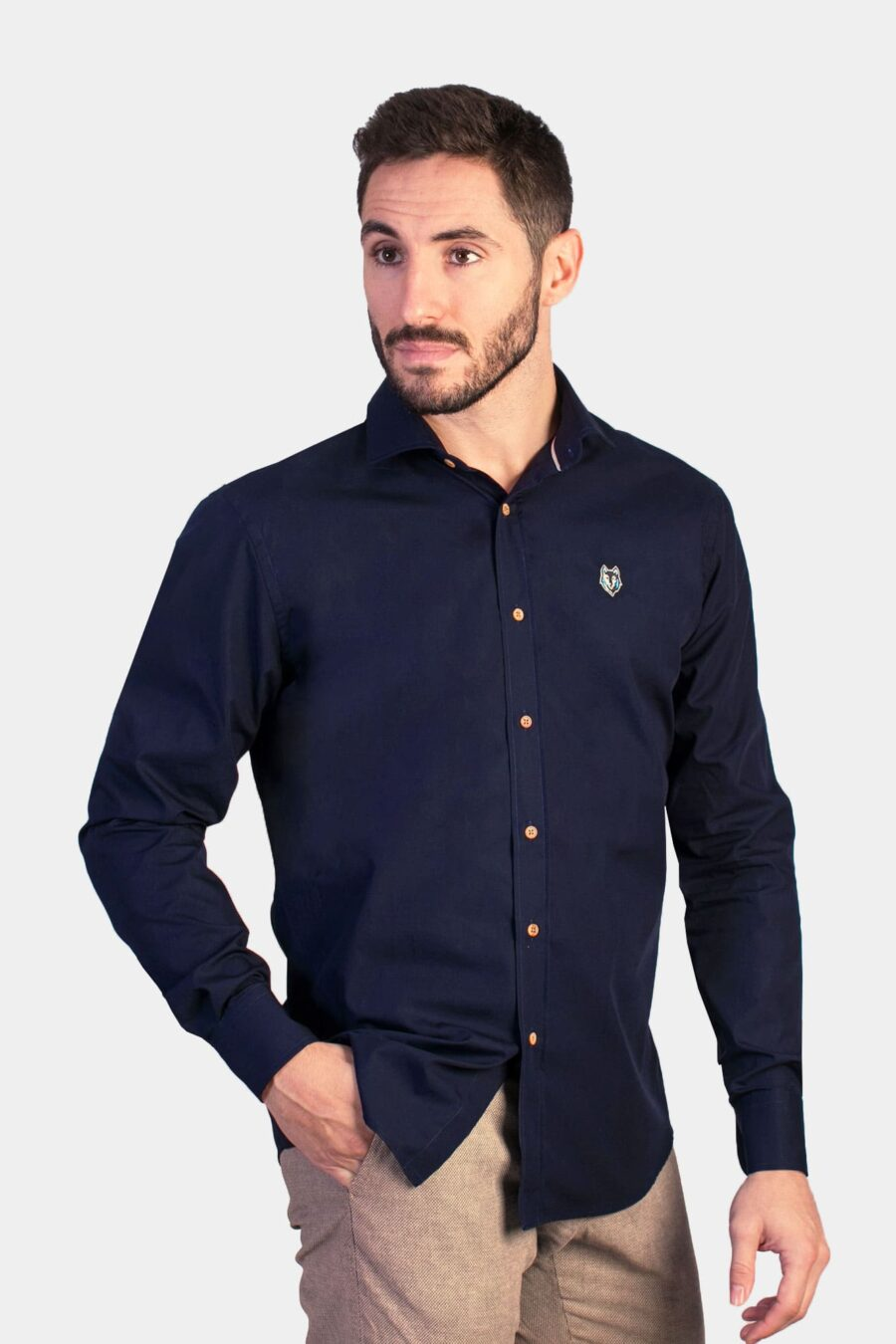 Camisa de algodón orgánico Garra